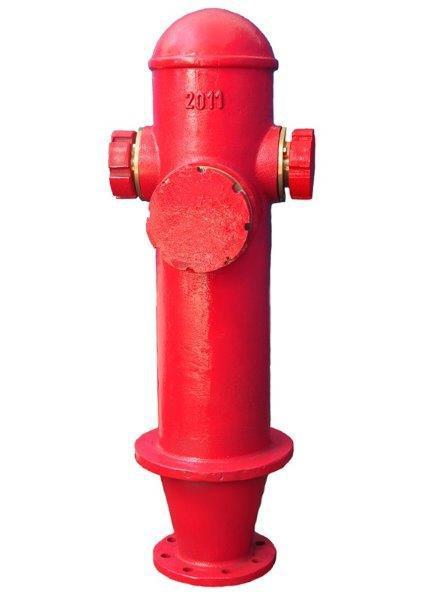 Coluna Hidrante