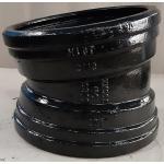 Conexões hidraulicas em ferro fundido
